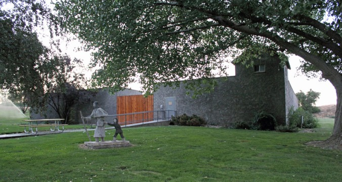 Fort Boise Replica (front)